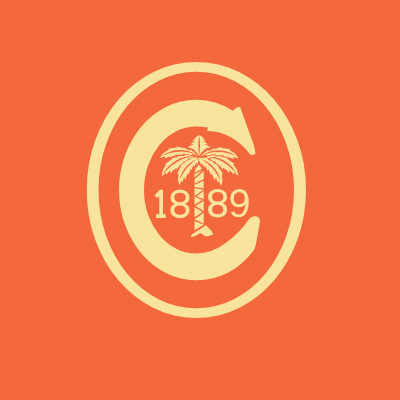 clemson logo on orange
